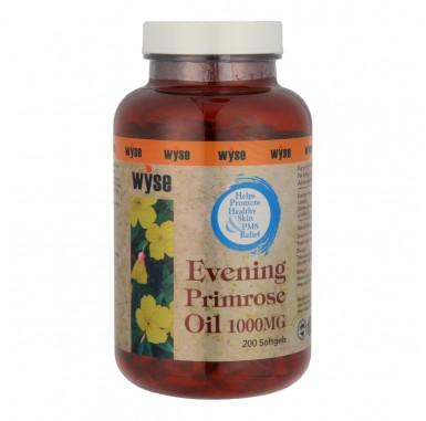 Wyse Evening Primrose Oil 1000mg (200S)