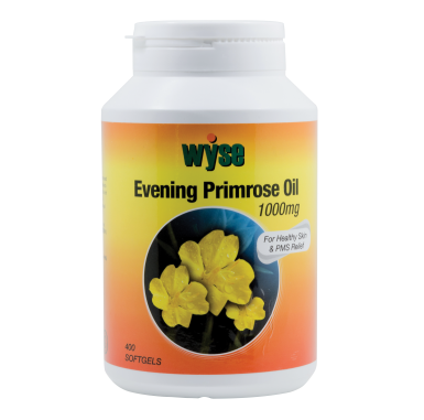 Wyse Evening Primrose Oil 1000mg