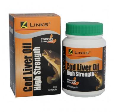 Links Cod Liver Oil