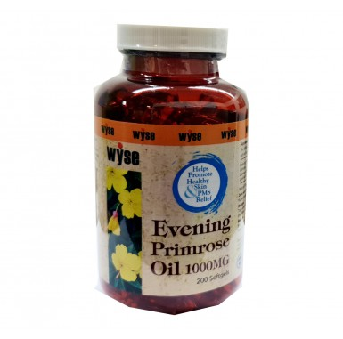 Wyse Evening Primrose Oil 1000mg (200S)